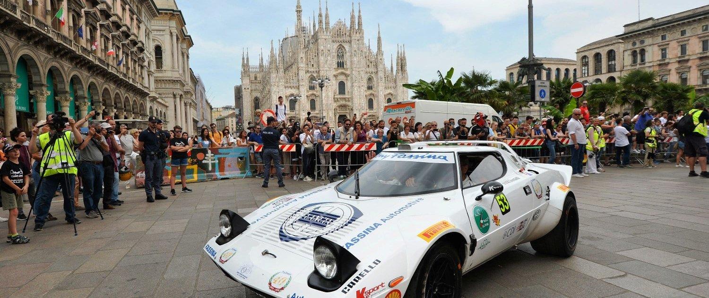 Milano Rally Show 2019 lancia stratos