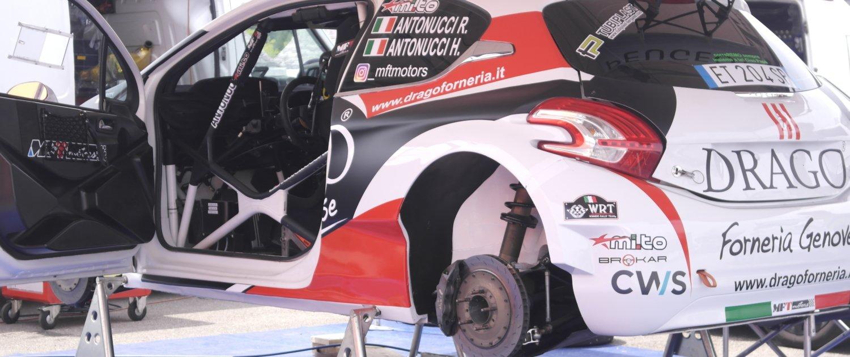 Milano Rally Show 2019 auto