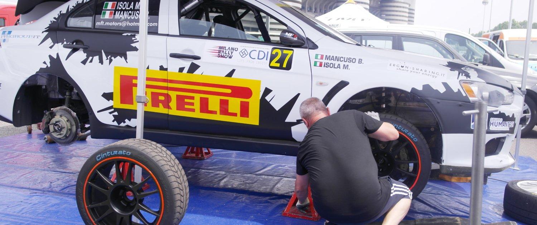 Milano Rally Show 2019 auto 08