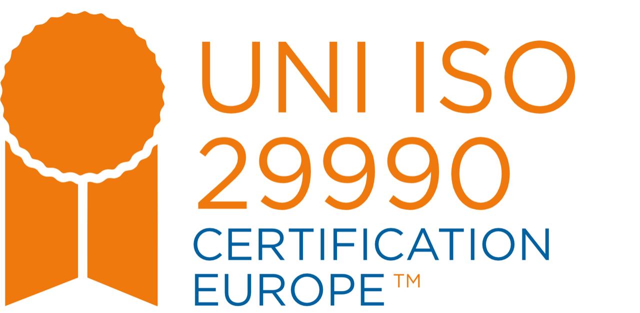 nuovo logo UNI 29990