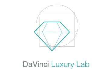 Da Vinci Luxury lab logo