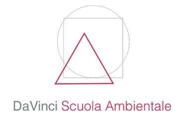 Da Vinci scuola ambientale logo