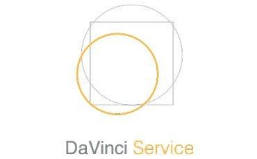 Da Vinci service logo
