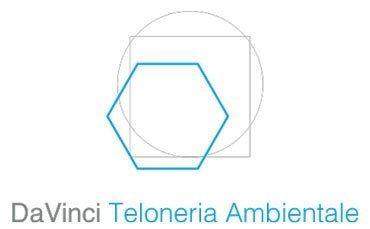 Da Vinci teloneria ambientale logo