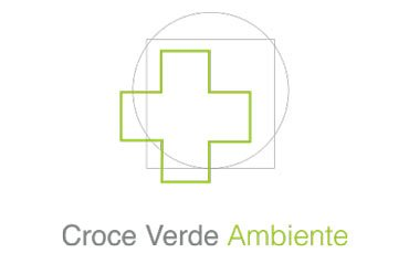 croce verde ambiente logo
