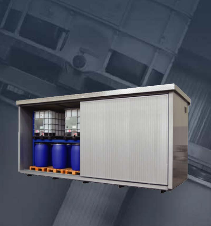 progettazione e vendita container
