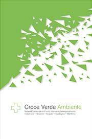 croce verde ambiente copertina brochure