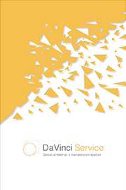 da vinci service copertina brochure