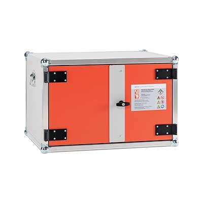 Armadio per caricamento batterie al litio
