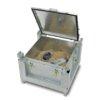 Contenitori di raccolta in acciaio per batterie 3