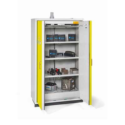 Armadio di sicurezza per Batterie KWF90_PRO