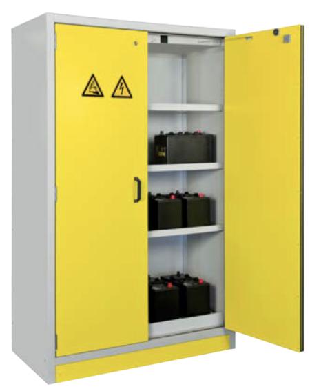 armadio di sicurezza per batterie FWF90