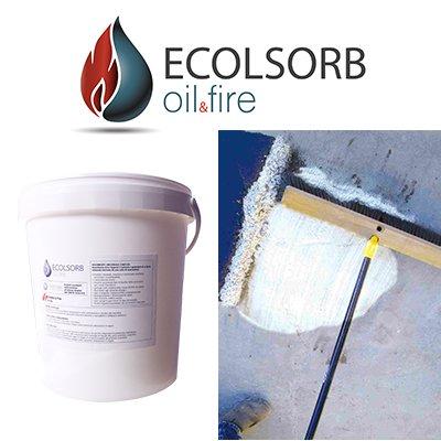 Assorbente olio per strade Ecolsorb