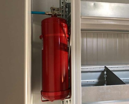 container su misura protezione civile antincendio