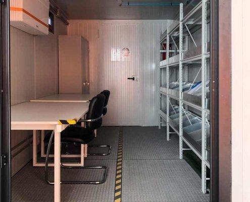 container su misura protezione civile interno 2
