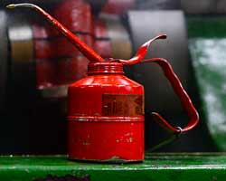sversamenti olio banchi da lavoro