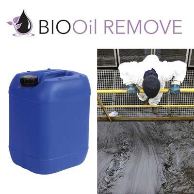 biodetergente per idrocarburi BIO-OILREMOVE