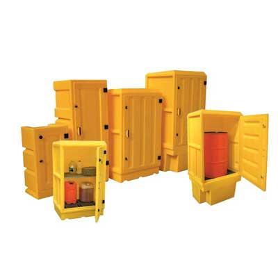 armadi contenitori in plastica per esterni