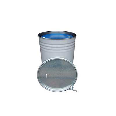 matrioska contenitore in metallo per fusti