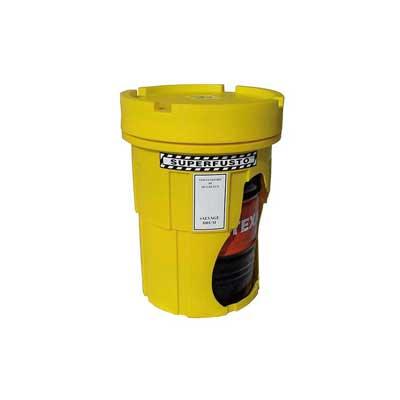matrioska contenitore in plastica per fusti