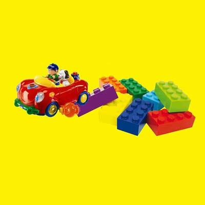 raccolta differenziata giocattoli